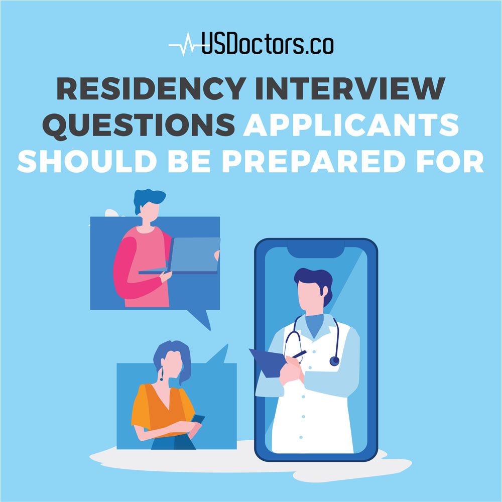 residency interview questions applicants should be prepared