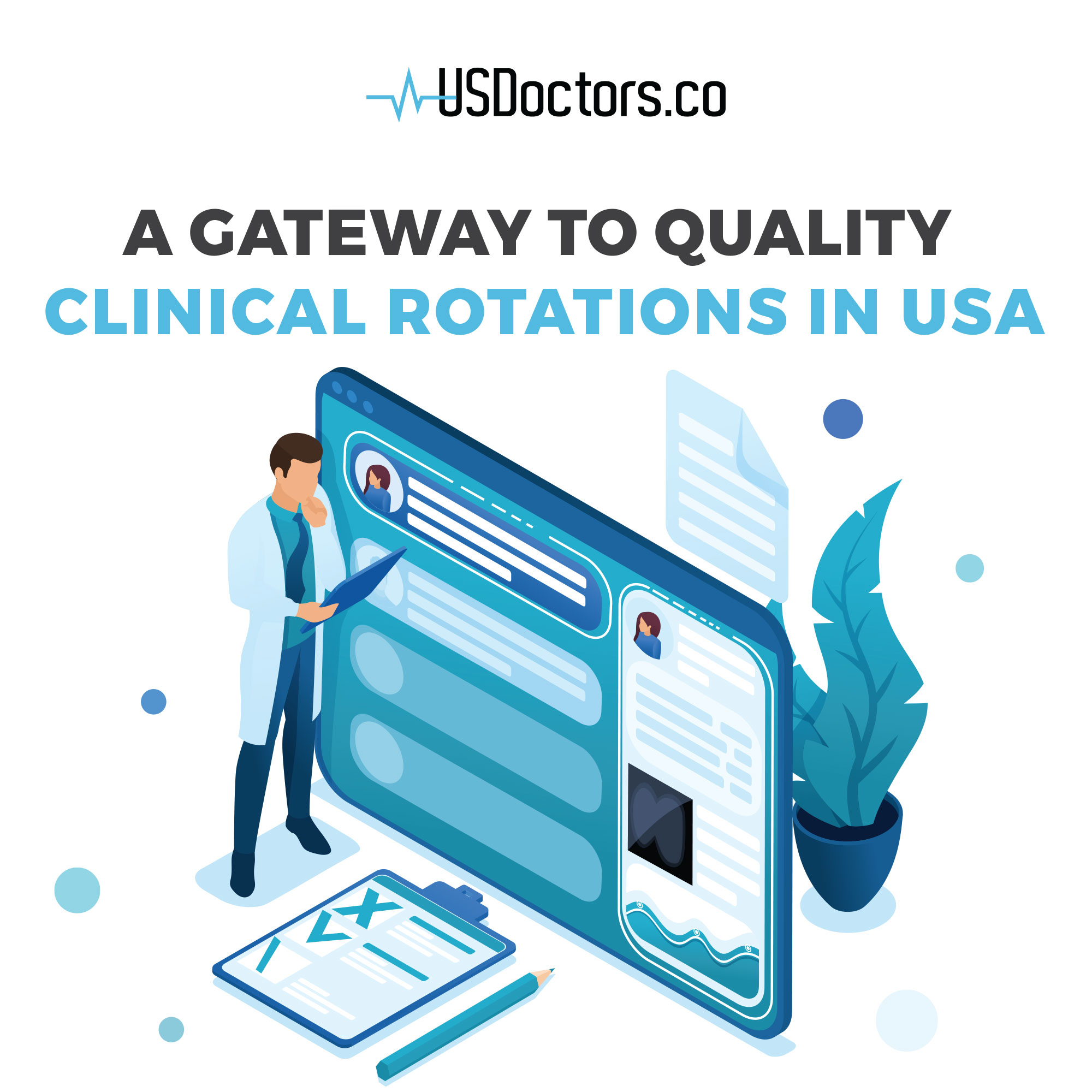 Clinical rotations in USA