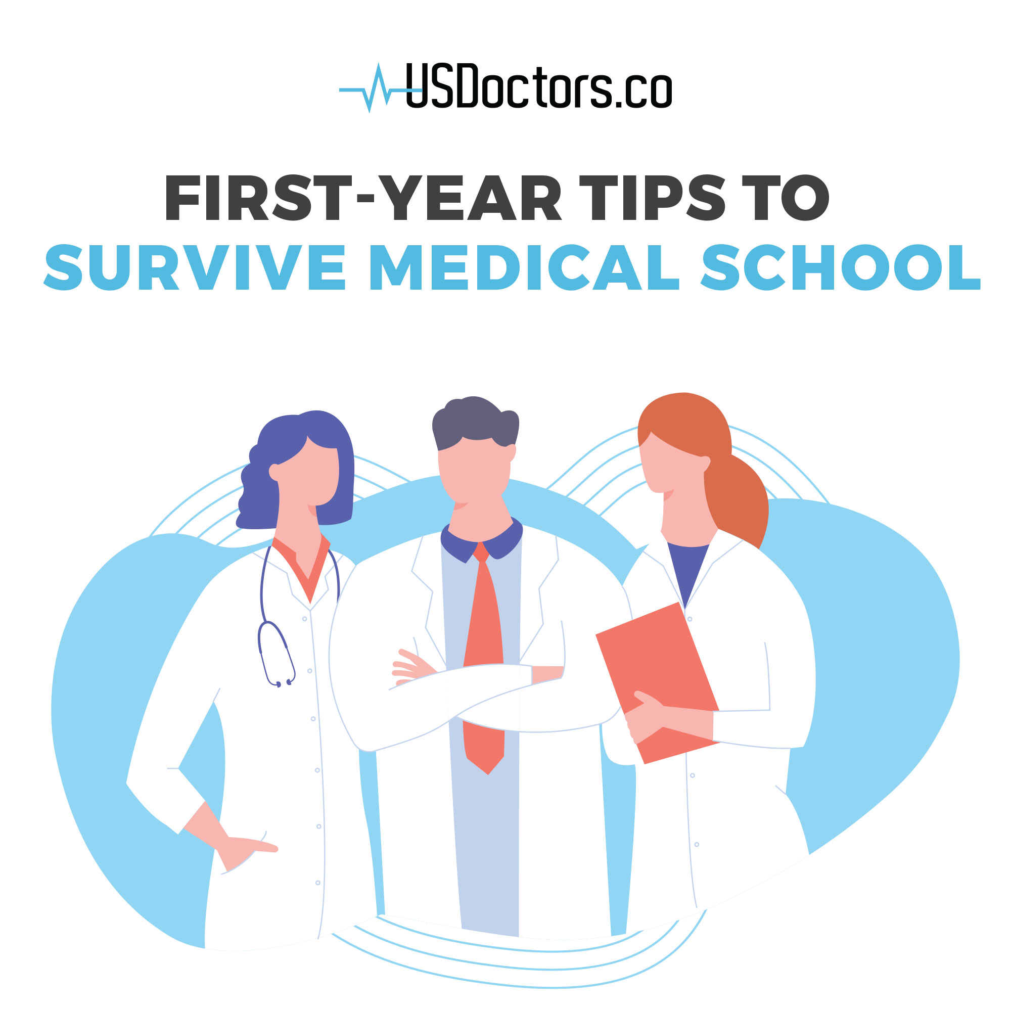 tips to survive medical school