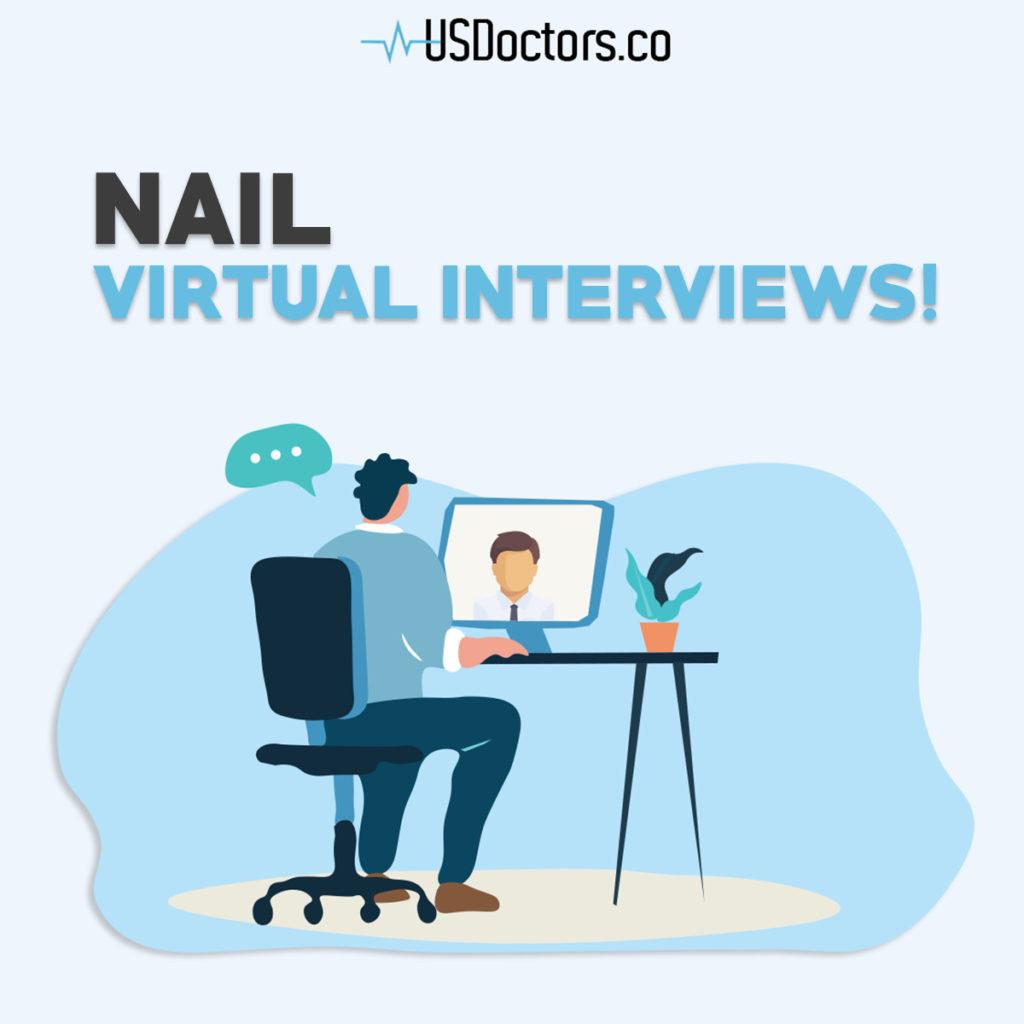 Nail Virtual Interviews